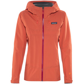 Patagonia Cloud Ridge Jas Dames oranje